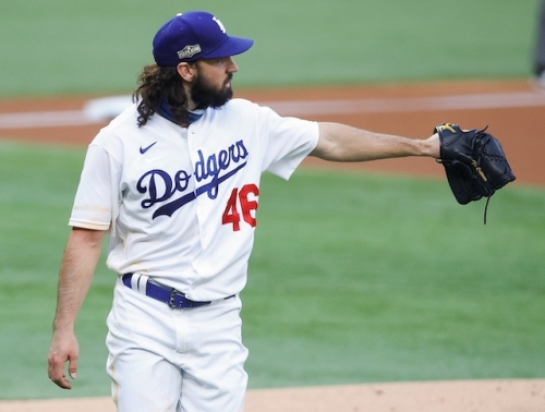 Dodgers News: Tony Gonsolin Starting Game 2 Of World Series; Dustin May, Julio Urias Outlook