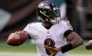 Ravens' Lamar Jackson on his throwing mechanics and Miles Boykin | VIDEO