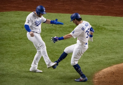 Dodgers News: Cody Bellinger Explains Toe-Tap Home Run Celebration