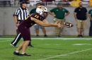 Michael Turk back, ready to punt for ASU after leaving for NFL draft