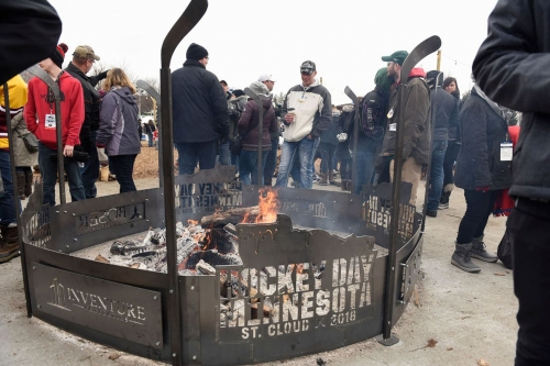 Wilderness Walk: Hockey Day Minnesota postponed