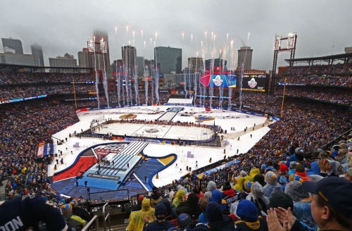 No Winter Classic for Blues: NHL cancels event due to COVID