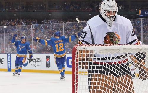 No Winter Classic for Blues: Jan. 1 event canceled due to COVID-19