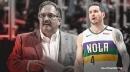 JJ Redick's pivotal role in Pelicans' Stan Van Gundy hire