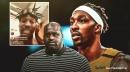 Shaq hates on Lakers' Dwight Howard for emotional championship celebration