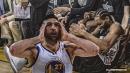Kawhi Leonard's infamous 2017 WCF Game 1 injury, as told by Zaza Pachulia