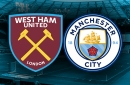 West Ham vs Man City LIVE
