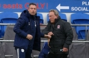 Warnock slams 'disgrace' in Cardiff game and claims style hasn't changed