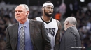 NBA center DeMarcus Cousins' cryptic tweet after George Karl calls him out