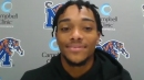 Memphis WR Calvin Austin on his career-best day in win over Temple