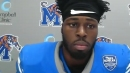 Memphis' Rodney Owens on his two interceptions vs. Temple