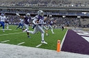 Wide receiver Phillip Brooks sets punt return record in blowout win over KU