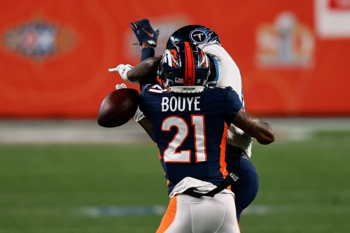 Broncos announced several roster transactions; activate A.J. Bouye