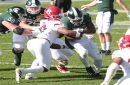 Why Michigan State football didn't use Elijah Collins much in run game