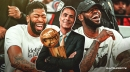 Rob Pelinka's golden rebuttal to critics placing an asterisk on Lakers' championship