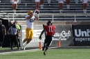 RECAP: West Virginia fumbles game away late, drops one to Texas Tech in Lubbock