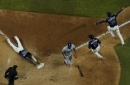 Rays win with rally in ninth to tie Series at 2-2