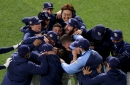 Rays win Game 4 on wild walk-off, even World Series vs. Dodgers