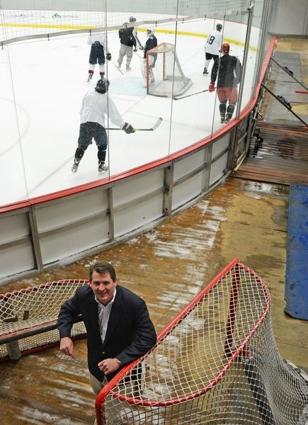 Chambers: John Hayes, Ball Arena are good names for Denver hockey