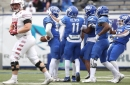 How Rodney Owens went from walk-on to quarterback of Memphis football's defense