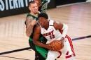 The Celtics center shell game