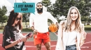James Harden's mom tells hilarious story of James chucking ball at a flirty girl