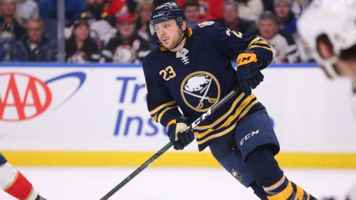 Sabres re-sign Sam Reinhart to one-year, $5.2M contract