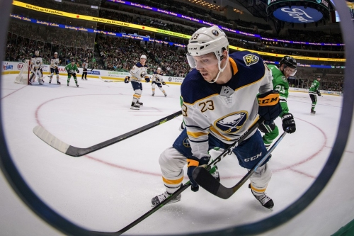 Sabres Avoid Arbitration with Reinhart