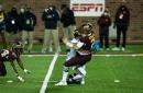Michigan football's Michael Barrett did almost everything in opener; 'felt like a dream'