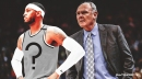Carmelo Anthony's former coach George Karl gives him advice on free agency