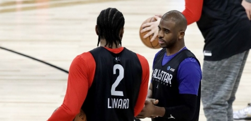 NBA Rumors: Chris Paul Could Form Clippers' 'Big Three' With Paul George & Kawhi Leonard Next Season
