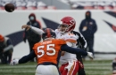 """Shelby Harris, Bradley Chubb air out Broncos' """"family"""" dysfunctions in public vs. Chiefs"""