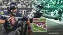 Video: Seahawks' Russell Wilson hits Tyler Lockett on majestic long-ball TD in last minute of half vs. Cardinals