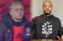 Patrice Evra clarifies comments on Man United midfielder Van de Beek
