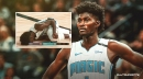 Jonathan Isaac fires back at those who think he returned from knee injury too soon before torn ACL