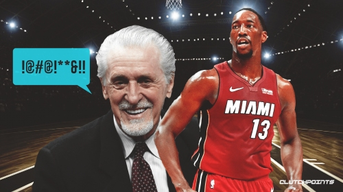 RUMOR: Heat's NSFW response to suitors asking for Bam Adebayo in a trade