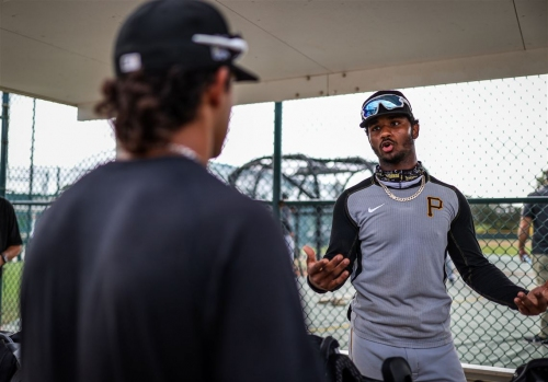 Jason Mackey's 20 Thoughts: Inside a trip to the Pirates' instructional league