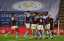 How many viewers paid £14.95 to watch Aston Villa on Box Office