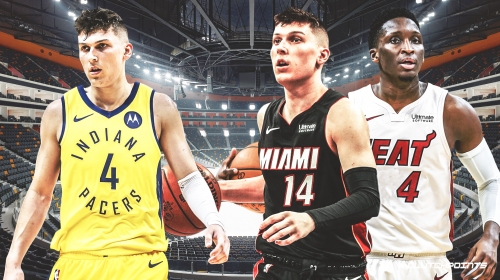 RUMOR: Heat's willingness to trade Tyler Herro for Victor Oladipo, revealed