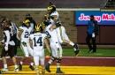 Michigan football's Jim Harbaugh reveals Ben Mason's 'passionate' speech before Minnesota win