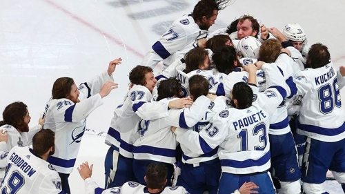 Top 10 moments from Lightning's Stanley Cup Playoffs