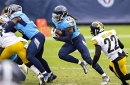 Robert Spillane's 'grown-up play' on Derrick Henry didn't shock the Steelers
