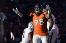 Broncos nose tackle Mike Purcell out for season with foot injury