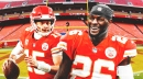 Le'Veon Bell reacts to first game with Chiefs, Patrick Mahomes responds