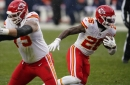 Le'Veon Bell fits seamlessly in Chiefs' offense in rout of Broncos