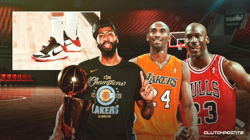 Lakers' Anthony Davis reflects on honoring Kobe Bryant, Michael Jordan as L.A. won title