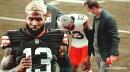 NFL, NBA worlds react to Browns' Odell Beckham Jr.'s torn ACL