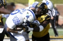 Bolton headlines Mizzou's defensive masterpiece against Kentucky