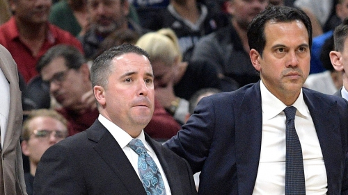 Erik Spoelstra Heat assistant Dan Craig leaves for similar job with Clippers