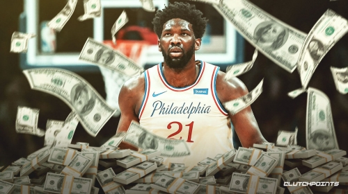 Joel Embiid's net worth in 2020